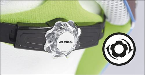 Tehnologie reglare Alpina Run System