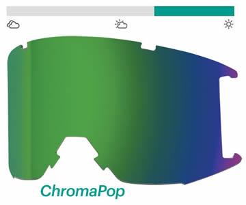 Squad ChromaPop Sun Green