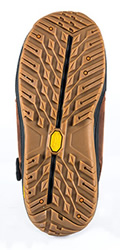 GripLight Outsole with Vibram
